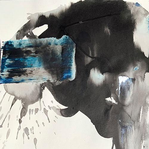 Abstrait - Jackie David- Dessins & croquis / Peintures